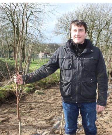 Brouwer plant zelf 320 zeldzame kriekelaars aan