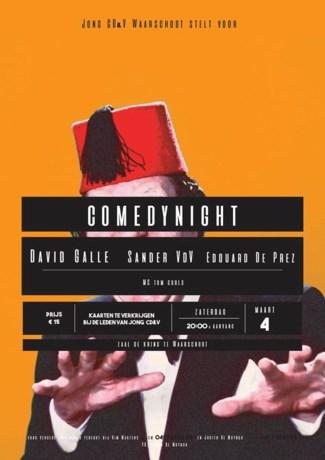 Avondje lachen met Jong CD&V