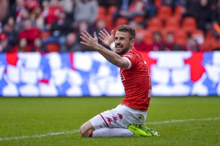 Standard speelt geen Play-off 1 na gelijkspel tegen KV Mechelen
