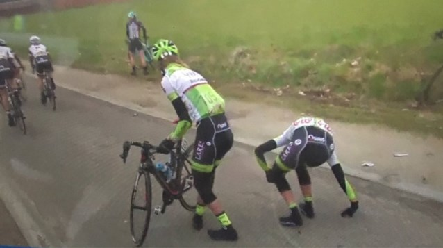 Sofie De Vuyst loopt gescheurde ligamenten op aan de pols