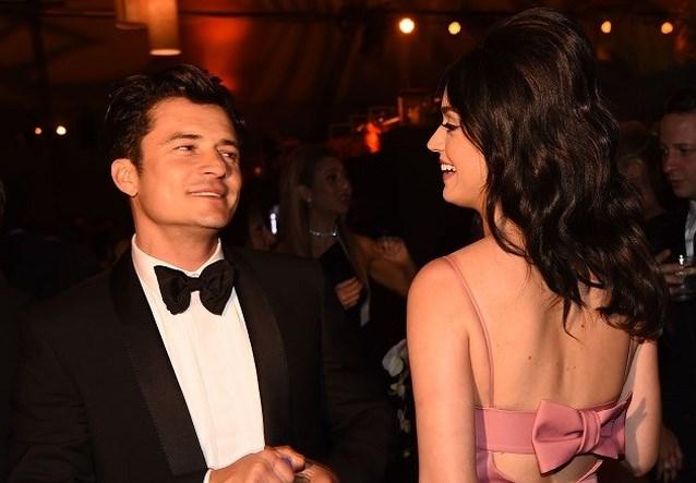 """Katy Perry en Orlando Bloom nemen """"afstand"""", maar iedereen weet wat dat betekent"""