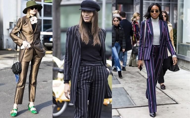 Zes trends op de modeweken, maar dan naast de catwalk