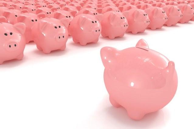 """""""Denk nooit: het is maar een euro die ik bespaar"""""""
