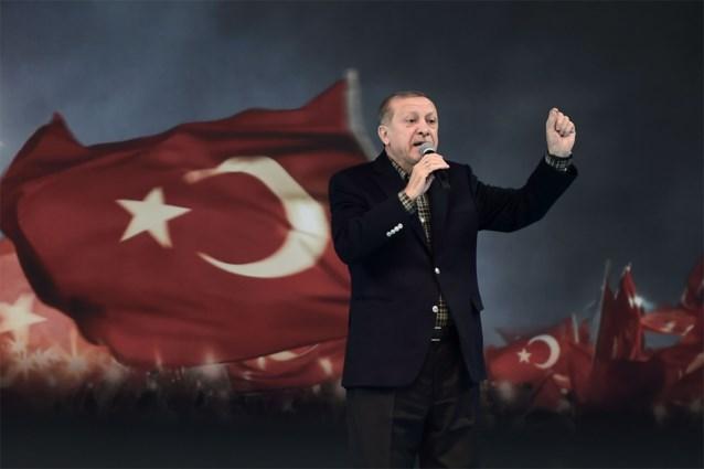 Oh ironie? Turkse wet verbiedt campagne voeren in het buitenland