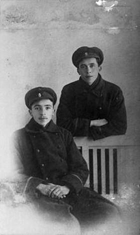 De vergeten oorlogshelden: de broers die samen sneuvelden aan het front