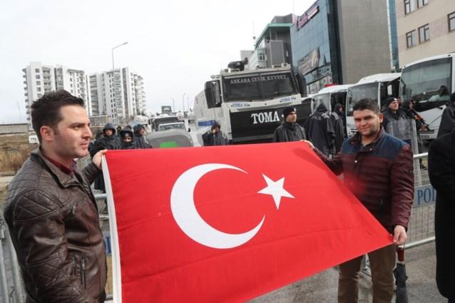 """Turkije beschouwt Europese oproep tot matiging als """"waardeloos"""""""