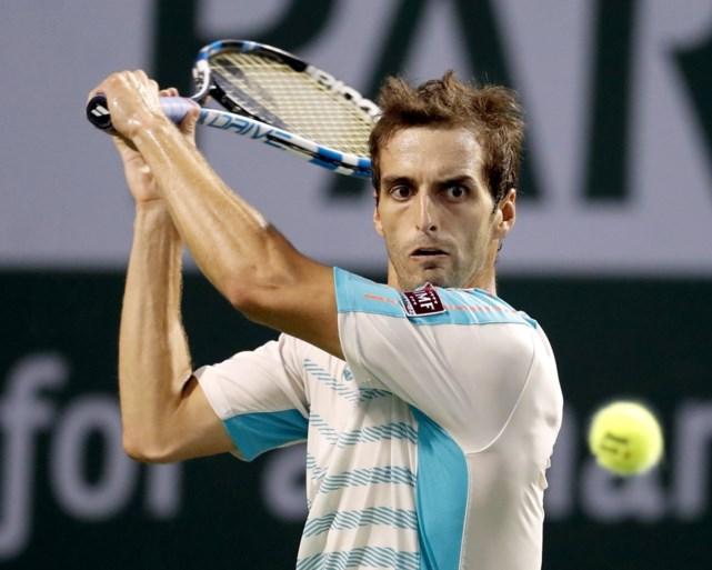 David Goffin vlot naar achtste finale in Indian Wells: