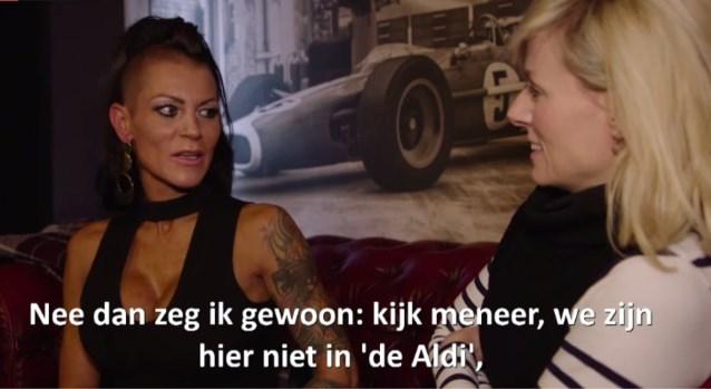 """Escortedames openhartig tegen Cathérine Moerkerke: """"We zijn hier niet het massagesalon van den Aldi, hé!"""""""