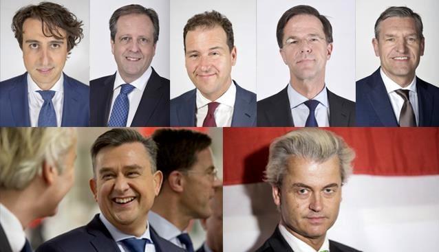 Stembureaus gesloten. Wordt een van deze mannen de nieuwe premier van Nederland?