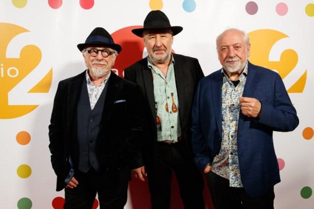 Urbanus, Jan De Smet en Jean Blaute opgenomen in De Eregalerij