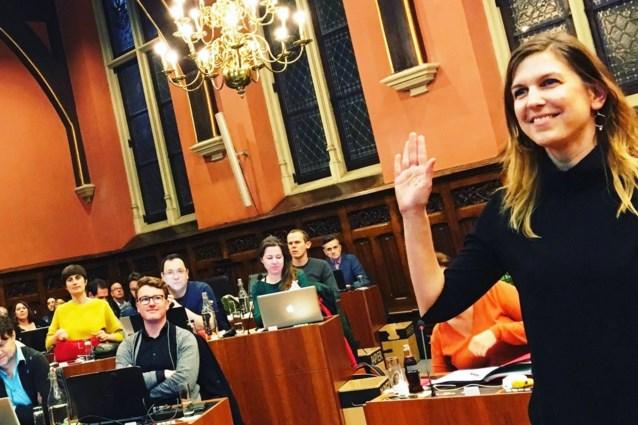 Mieke Hullebroeck is allereerste vrouwelijke stadssecretaris van Gent