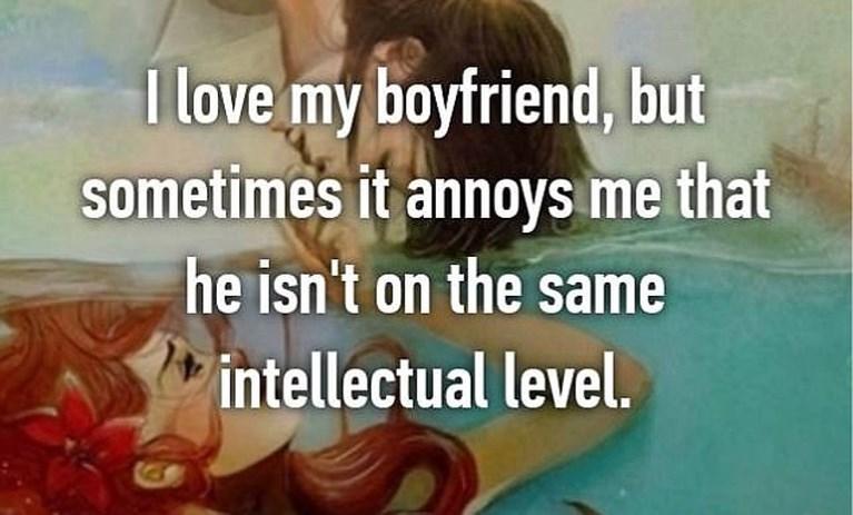 Vrouwen vertellen wat ze vervelend vinden aan hun lief