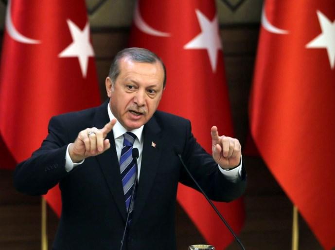 Turks conflict waait over naar ons land: