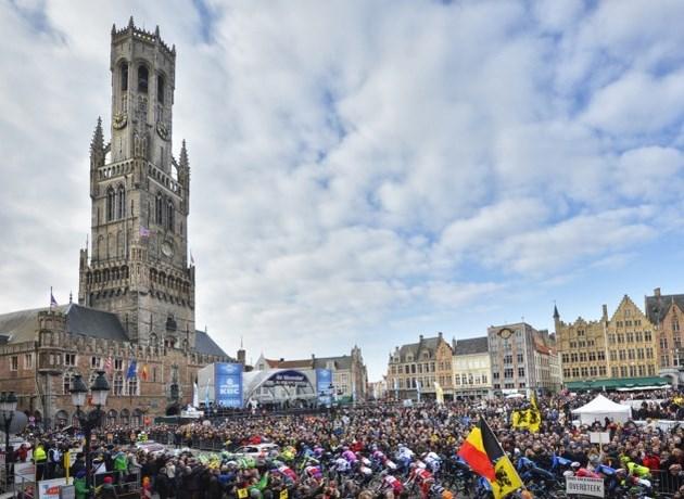 """Verlies van Vlaanderens Mooiste zorgt in Brugge voor politieke rel: """"Bart De Wever heeft de Ronde niet afgepakt"""""""