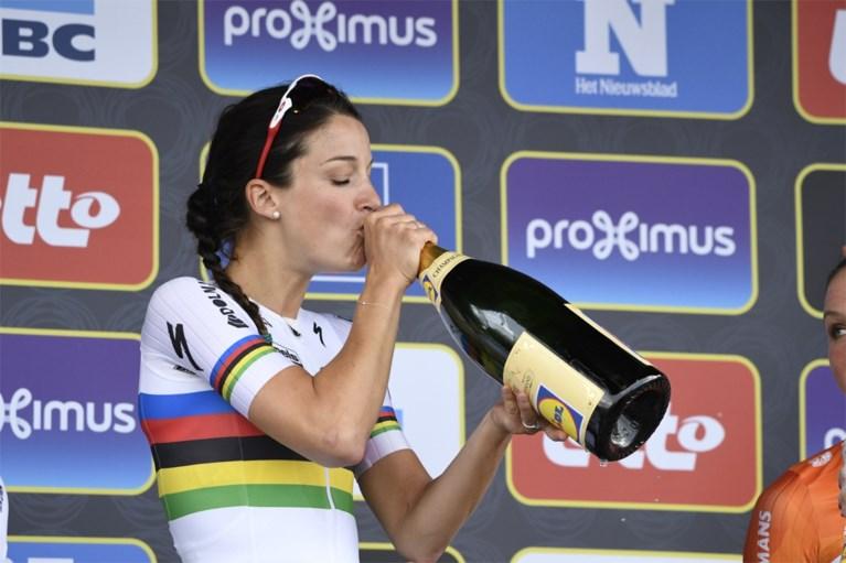 Niet alleen de mannen, ook de vrouwen rijden zondag hun Ronde van Vlaanderen: alles wat u moet weten