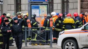 Geen Belgen gewond in Sint-Petersburg