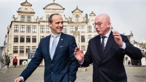 Eandis en Infrax nemen minister Tommelein in snelheid