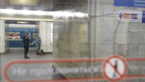 Metrostation in Sint-Petersburg gesloten na bommelding