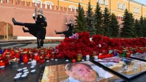 Acht arrestaties in Sint-Petersburg en Moskou naar aanleiding van aanslag op metrostation