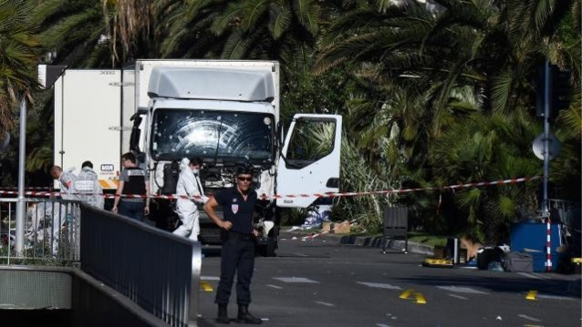 Niet de eerste keer dat terrorist is ingereden op mensenmassa
