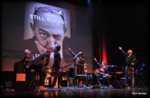 Jacky De Clercq neemt met Skyblasters nieuwe live-cd op in Charlatan