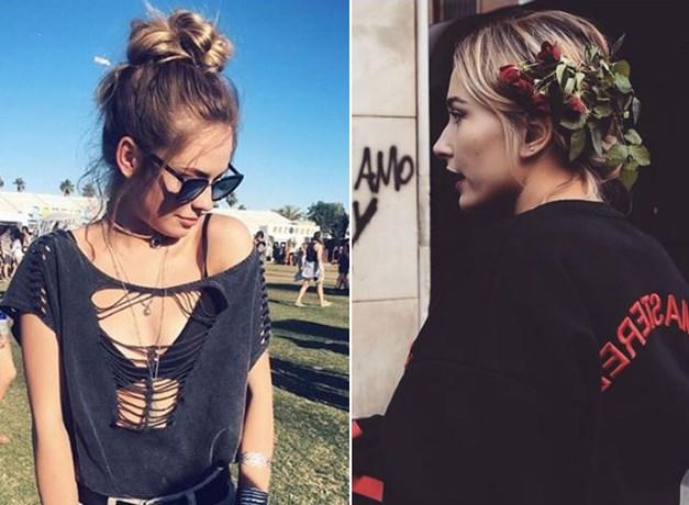 Binnenkort naar de festivals? Deze (beauty)trends zal je op alle festivalweides spotten