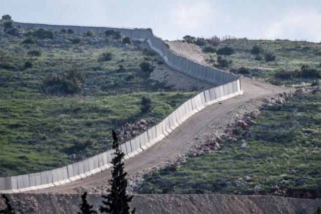 Turkije voltooit bouw van 556 kilometer lange muur langs Syrische grens