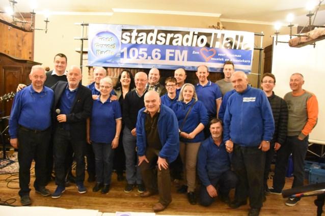 Stadsradio Halle lanceert nieuwe huisstijl