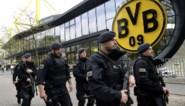 Verdacht voorwerp gevonden aan uitgang stadion Dortmund