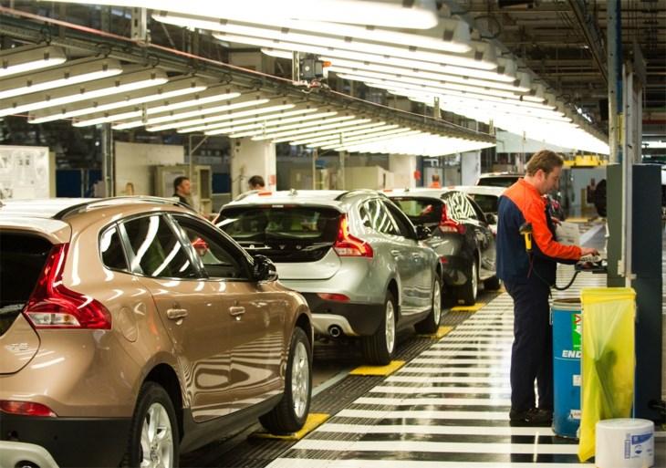 Volvo Car Gent bouwt miljoenste XC60