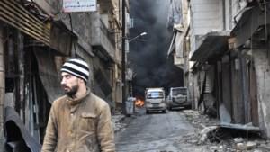 Zes doden bij explosie in Aleppo
