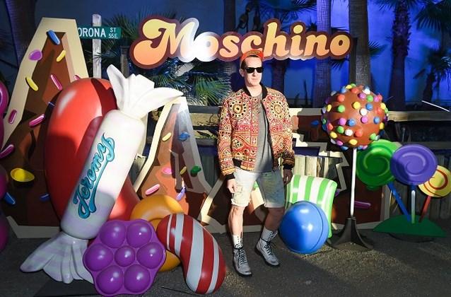 Moschino pakt opnieuw uit met opvallende samenwerking
