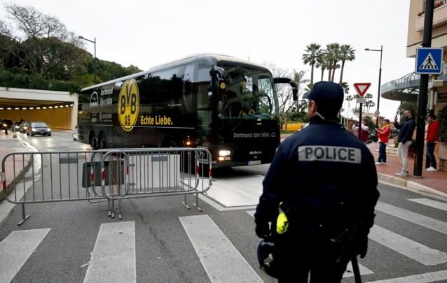 Spelersbus Dortmund tegengehouden door politie: match tegen Monaco verlaat