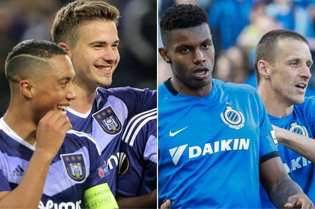 Topper Anderlecht-Club Brugge...maar AA Gent kan dé winnaar van het weekend worden