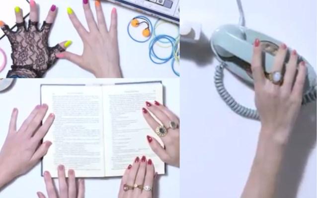 Van poedertinten tot knalkleuren: honderd jaar manicures in beeld