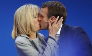 Het opmerkelijke liefdesverhaal van president Macron (39) en zijn 25 jaar oudere echtgenote
