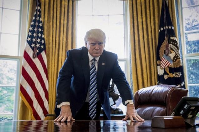 """Trump vraagt strengere sancties tegen Noord-Korea: """"Dit is een echte bedreiging voor de wereld"""""""