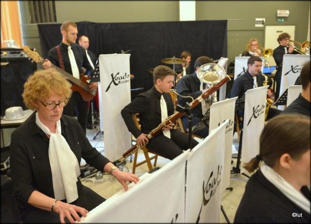Xeado Live Band gaat Franse toer op