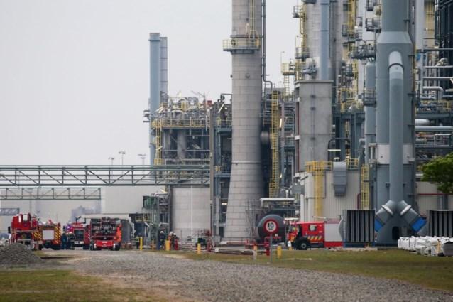 Ontploffing in chemisch bedrijf in Antwerpse haven, twee lichtgewonden