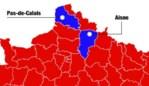 KAART. Zo stemden de Fransen bij de presidents- verkiezingen