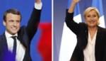 KAART. Zo stemden de Fransen bij de verkiezingen