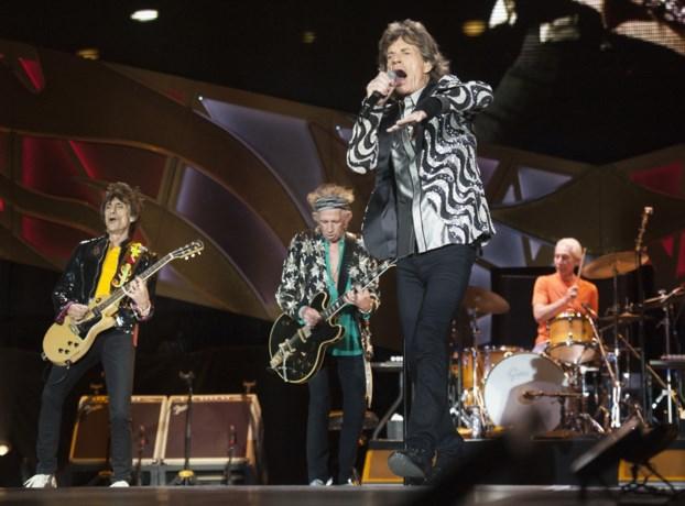 The Rolling Stones gaan touren door Europa (maar ze komen niet in België)