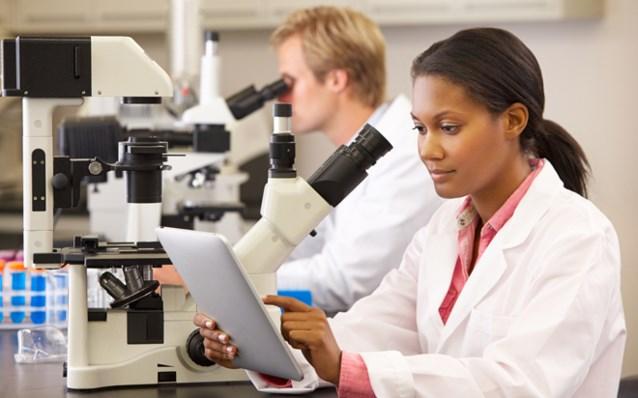 Farma en chemie alsmaar vrouwelijker