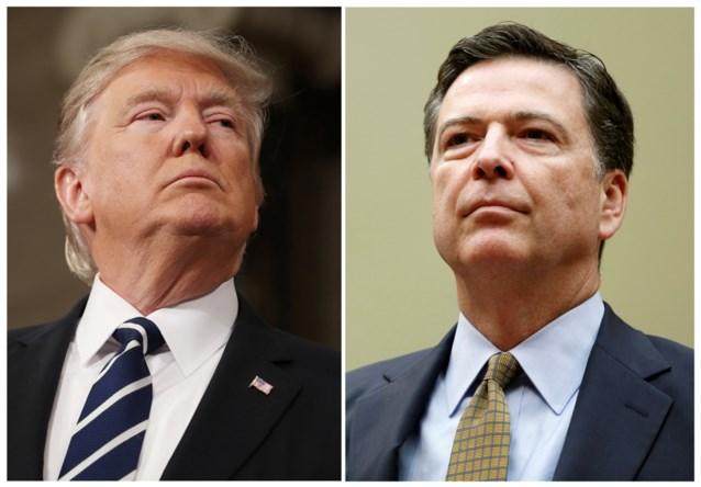 Ontsloeg president Trump de FBI-baas om onderzoek naar de doofpot te verwijzen?