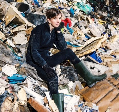"""""""Vanaf vandaag is de vuilniszak mijn tegenstander"""""""
