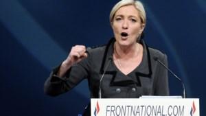 """""""Patriottische"""" alliantie tussen partijen van Marine Le Pen en Nicholas Dupont-Aignan al opgeblazen"""
