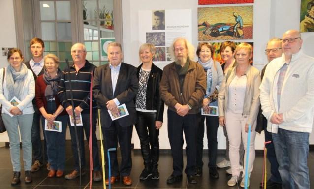 Duitse WO I-schilder krijgt expo in gemeentehuis