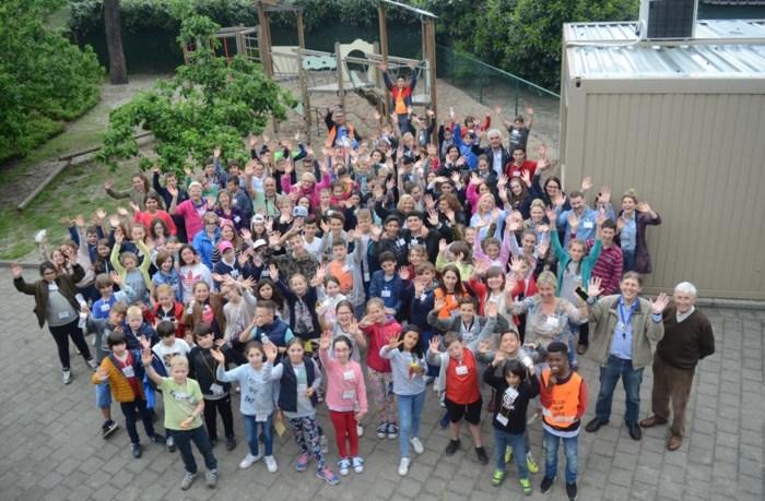 Internationaal gezelschap bezoekt de Bosmier