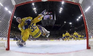 Zweden is wereldkampioen ijshockey na spannende shoot-out tegen Canada