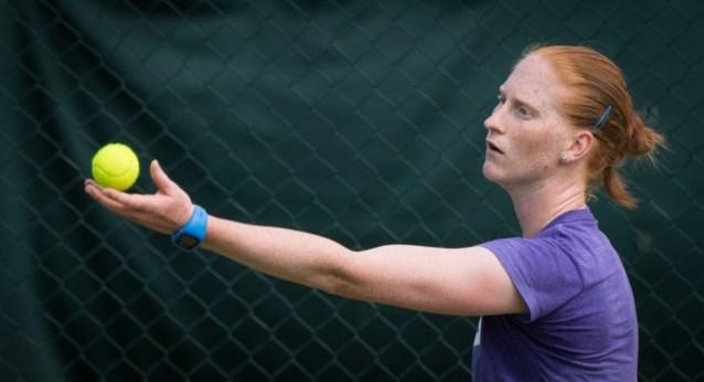 Alison Van Uytvanck stoot door naar tweede kwalificatieronde op Roland Garros
